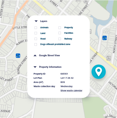 Public Maps - TechnologyOne