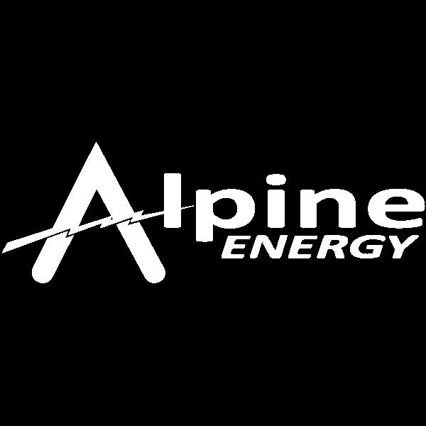 Alpine Energy logo