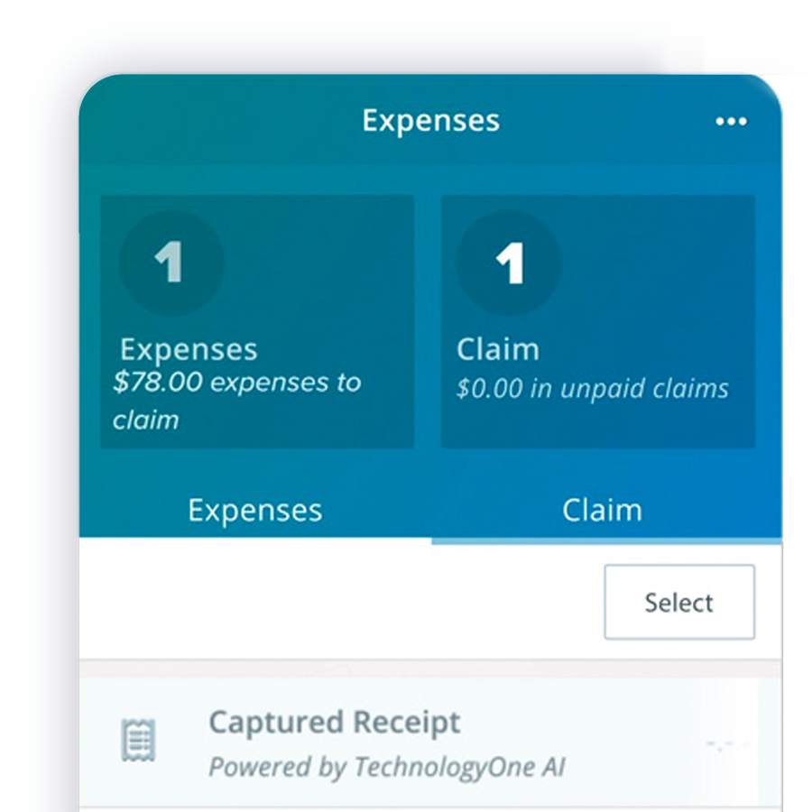 Timesheet management software -TechnologyOne